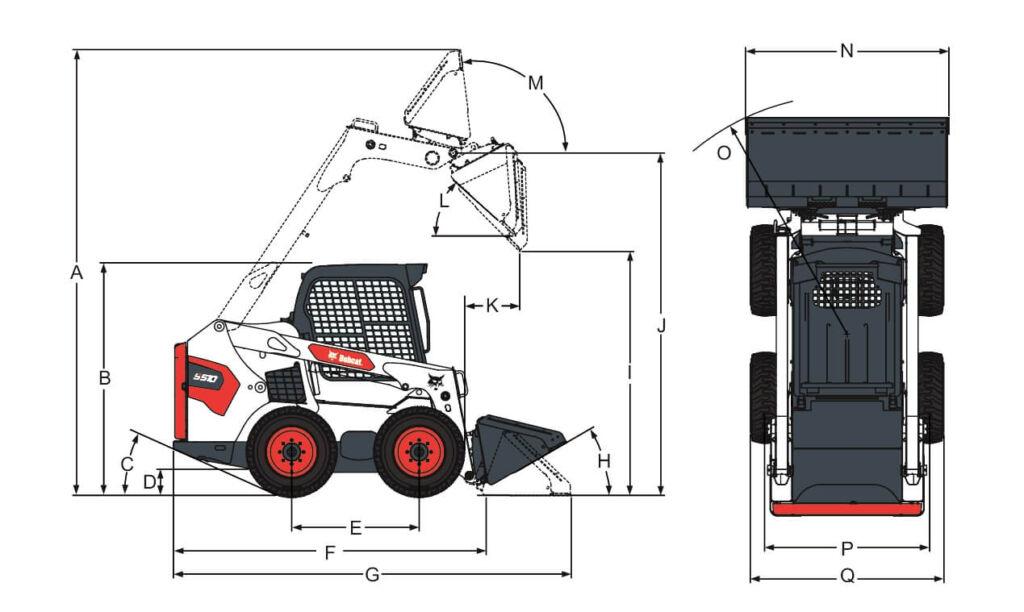 S510 размери